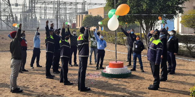 72nd Republic Day Celebration On Various Site