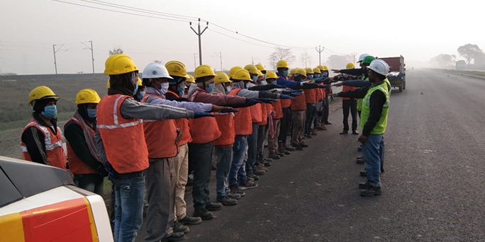 Line Work & Safety Awareness