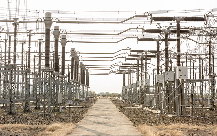 Condition Monitoring of Substations & Transmission Lines