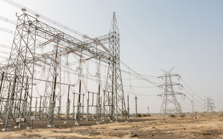 Completed : Township Maintenance & Transmission Line